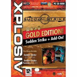 Sudden Strike (Gold Edition) na progamingshop.sk