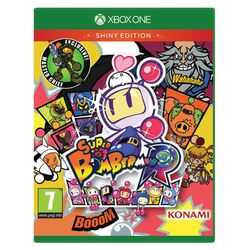 Super Bomberman R (Shiny Edition) na progamingshop.sk