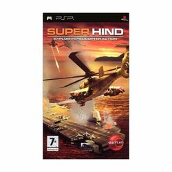 Super Hind: Explosive Helicopter Action