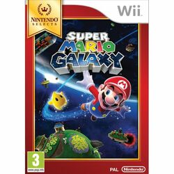 Super Mario Galaxy na progamingshop.sk