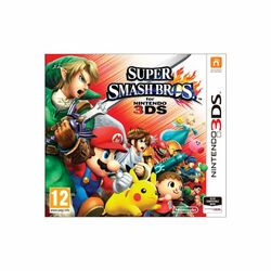 Super Smash Bros. for Nintendo 3DS na progamingshop.sk