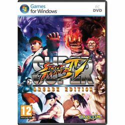 Super Street Fighter 4 (Arcade Edition)
