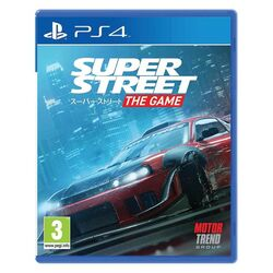 Super Street: The Game na progamingshop.sk