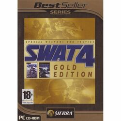 SWAT 4 (Gold Edition) na progamingshop.sk
