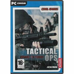 Tactical Ops: Assault on Terror na progamingshop.sk