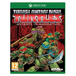 Teenage Mutant Ninja Turtles: Mutants in Manhattan na progamingshop.sk