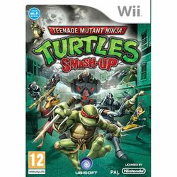 Teenage Mutant Ninja Turtles: Smash-up na progamingshop.sk