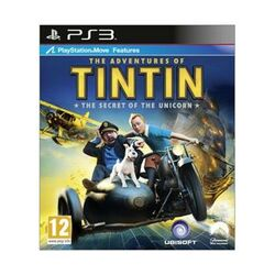 The Adventures of Tintin: The Secret of the Unicorn [PS3] - BAZÁR (použitý tovar)