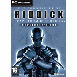 The Chronicles of Riddick: Escape From Butcher Bay (Developer's Cut) na progamingshop.sk