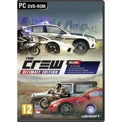 The Crew (Ultimate Edition) na progamingshop.sk