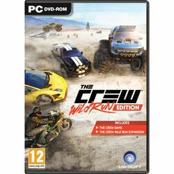 The Crew (Wild Run Edition) na progamingshop.sk
