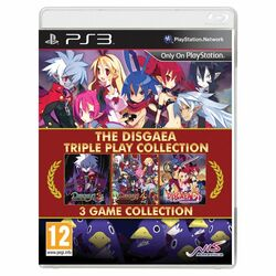 The Disgaea Triple Play Collection na progamingshop.sk