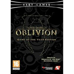 The Elder Scrolls 4: Oblivion (Game of the Year Edition)