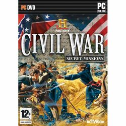 The History Channel Civil War: Secret Missions na progamingshop.sk