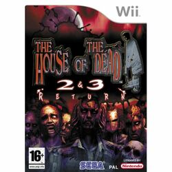 The House of the Dead 2 & 3: Return