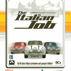 The Italian Job na progamingshop.sk