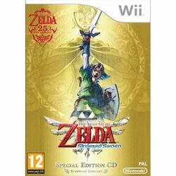 The Legend of Zelda: Skyward Sword (Special Edition CD)