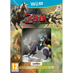 The Legend of Zelda: Twilight Princess HD + amiibo
