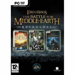The Lord of the Rings: The Battle for Middle-Earth Anthology na progamingshop.sk