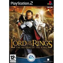 The Lord of the Rings: The Return of the King-PS2 - BAZÁR (použitý tovar)