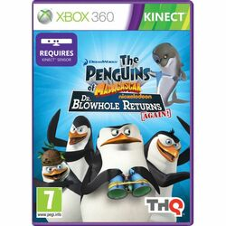 The Penguins of Madagascar: Dr. Blowhole Returns Again!