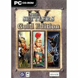 The Settlers 4 (Gold Edition) na progamingshop.sk