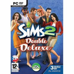 The Sims 2 Double Deluxe CZ