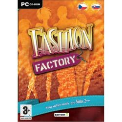 The Sims 2: Fashion Factory CZ