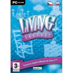 The Sims 2: Living Factory CZ