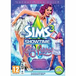 The Sims 3: Showtime CZ (Katy Perry Zberate¾ská Edícia)