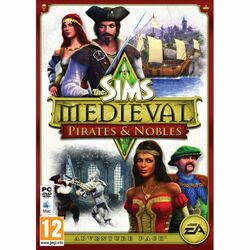 The Sims Medieval: Pirates & Nobles na progamingshop.sk