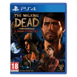 The Walking Dead The Telltale Series: A New Frontier [PS4] - BAZÁR (použitý tovar) na progamingshop.sk