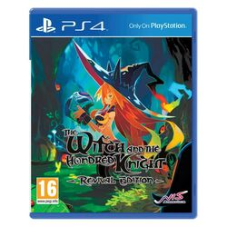 The Witch and the Hundred Knight (Revival Edition) na progamingshop.sk