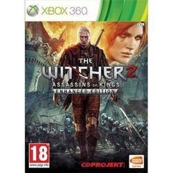 The Witcher 2: Assassins of Kings (Enhanced Edition) [XBOX 360] - BAZÁR (použitý tovar) na progamingshop.sk