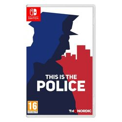 This is the Police na progamingshop.sk