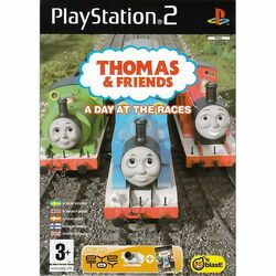 Thomas & Friends: A Day at the Races + EyeToy