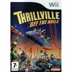 Thrillville: Off the Rails na progamingshop.sk