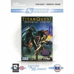 Titan Quest: Immortal Throne CZ