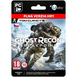 Tom Clancy's Ghost Recon: Breakpoint CZ [Uplay]