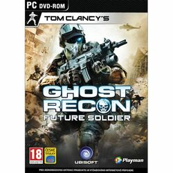Tom Clancy's Ghost Recon: Future Soldier CZ na progamingshop.sk