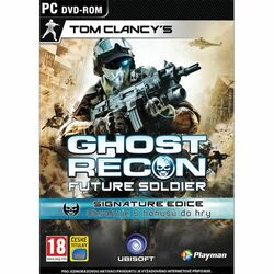 Tom Clancy's Ghost Recon: Future Soldier CZ (Signature Edition) na progamingshop.sk