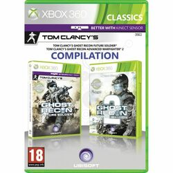 Tom Clancy's Ghost Recon: Future Soldier + Tom Clancy's Ghost Recon: Advanced Warfighter 2 na progamingshop.sk