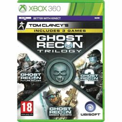 Tom Clancy's Ghost Recon Trilogy na progamingshop.sk