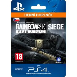 Tom Clancy's Rainbow Six: Siege (CZ Year 3 Season Pass) na progamingshop.sk