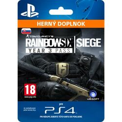 Tom Clancy's Rainbow Six: Siege (SK Year 3 Season Pass) na progamingshop.sk