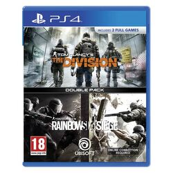 Tom Clancy's Rainbow Six: Siege + Tom Clancy's The Division (Double Pack)