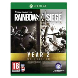 Tom Clancy's Rainbow Six: Siege (Year 2 Gold Edition) na progamingshop.sk