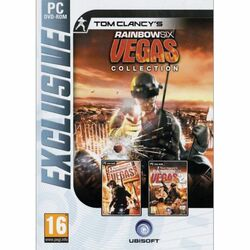 Tom Clancy's Rainbow Six: Vegas Collection na progamingshop.sk