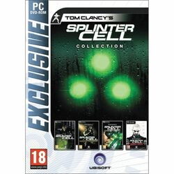 Tom Clancy's Splinter Cell Collection na progamingshop.sk
