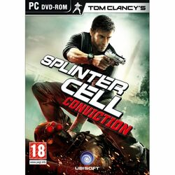 Tom Clancy's Splinter Cell: Conviction na progamingshop.sk